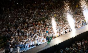 """Негодование Guardian: Белорусы с российским флагом """"испортили"""" праздник открытия Паралимпиады"""