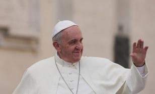 """Папа Римский назвал капитализм """"дьявольским навозом"""""""