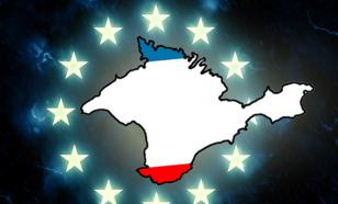 """""""Представим: Россия сходит с ума и отдает Крым. И что дальше?"""""""
