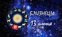 Астролог: рожденные 13.06 метафизичны