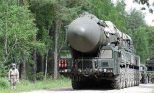 """Мощные российские ракеты РС-24 """"Ярс"""""""
