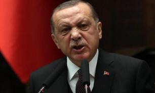 """Эрдоган объявил о начале военной операции """"Источник мира"""" в Сирии"""
