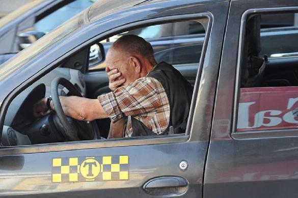 Таксисты начали отказываться возить толстых провинциалок