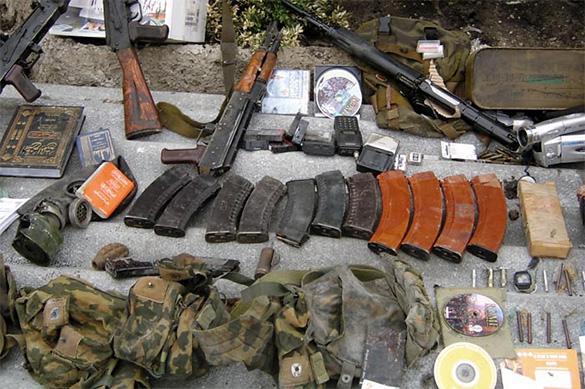 ФСБ задержала торговцев оружием со сверхмощными авиапушками