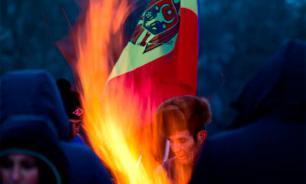 На Молдавию идет Большой Жандарм