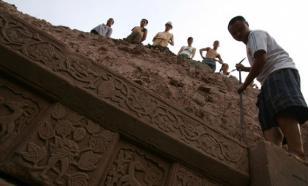Останки людей-великанов обнаружили во время раскопок китайские археологи
