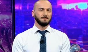 """Грузинский телеведущий надолго """"прославился"""" нецензурной бранью"""