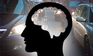 Автомобильные пробки ведут к Альцгеймеру