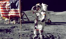 Звездно-полосатый спутник: США зондируют лунную почву