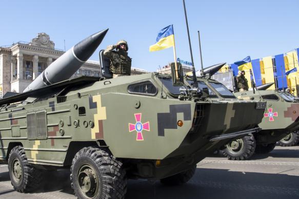 Украинский генерал призвал создать ракеты, способные долететь до Москвы