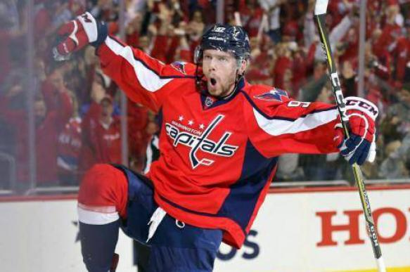 Хоккеиста Кузнецова отстранили от игры на 4 года за кокаин