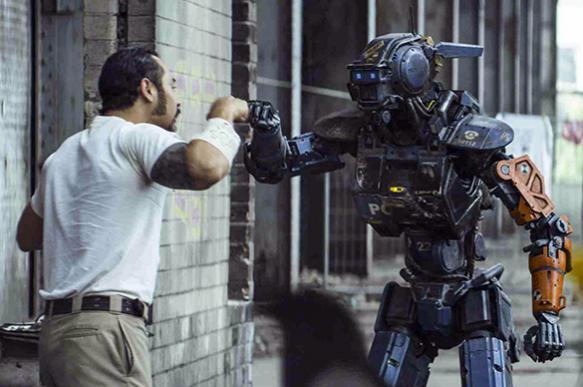 В Южной Корее создали робота-грузчика