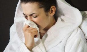Заражение гриппом часто происходит через аэрозоли