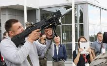 Армия России массово испытывает СВЧ-бластеры