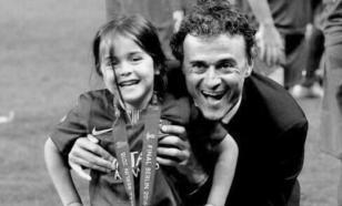 9-летняя дочь бывшего тренера сборной Испании умерла от рака