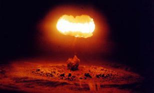Солдаты США учились носить ядерные рюкзаки