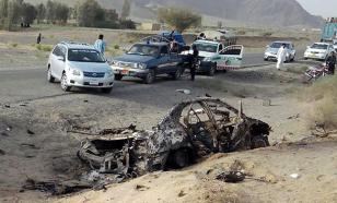 """Боевики """"Талибана"""" случайно подорвали своего командира"""