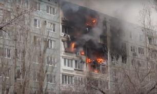 Два взрыва разрушили жилой дом в Волгограде: Хроника событий, видео