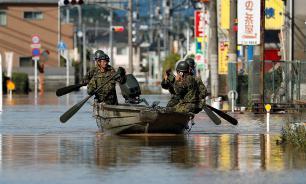 Миллиону японцев рекомендовали эвакуироваться из-за дождей
