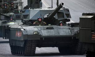"""Российская армия примет на вооружение танки """"Армата"""" в 2019 году"""