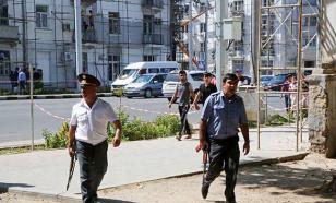 Путч в Душанбе - плата за сбривание бород