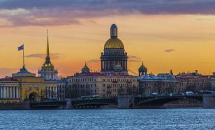 Санкт-Петербург занял первое место в рейтинге лучших городов России для туризма