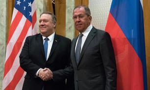 Переговоры в Сочи: что обсудили Лавров и Помпео