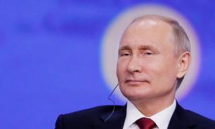 Путин пошутил про предельный президентский возраст