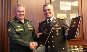 Бразильская газета о жизни российских военных в Венесуэле