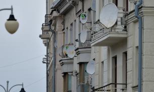 Кабмин предложил запретить антенны на фасадах исторических зданий