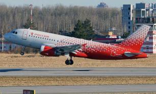 Рейс Москва - Анталья вернулся во Внуково из-за отказа двигателей