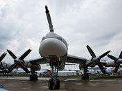 """На базе """"Украинка"""" в Приамурье взорвался бомбардировщик Ту-95, два человека погибли"""