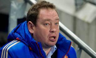 Леонид Слуцкий объявил об уходе с поста главного тренера ЦСКА