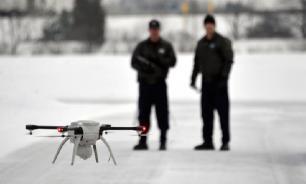 Причиной получасового простоя аэропорта во Франкфурте-на-Майне стал дрон