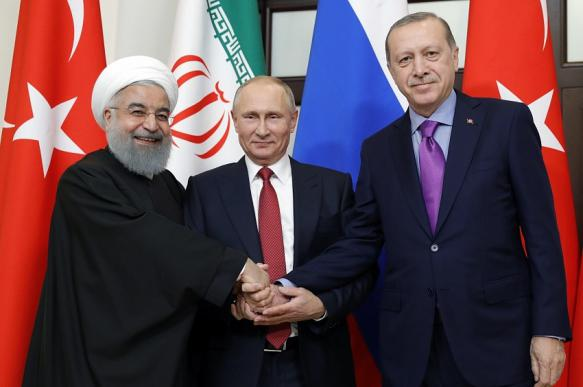 Путина назвали главным на Ближнем Востоке