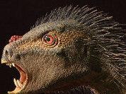 Динозавры притворялись дикобразами