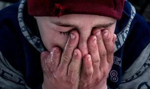 Фото искалеченного взрывом в Донбассе ребенка шокировало Германию