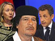 Крах дипизоляции Муаммара Каддафи