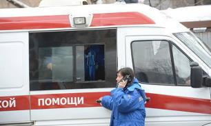 В Кемеровской области свадебный кортеж врезался в автобус, есть погибшие