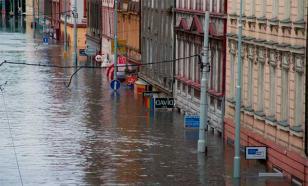 Потоп в Праге: жизнь практически остановилась!