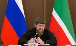 Кадыров приказал хаму-чеченцу немедленно приползти каяться