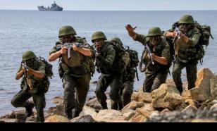 Десантно-штурмовой батальон морпехов поднят по тревоге