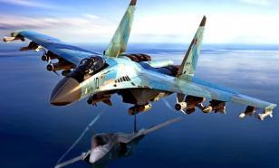На Западе оценили шансы Су-35 против F-22 и F-35