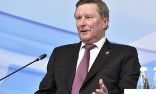 Иванов назвал ахинеей сравнения аварии под Архангельском с Чернобылем