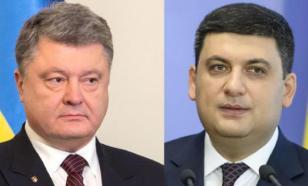 Чем занята голова у украинских политиков