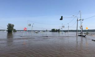 Уровень воды в реке Ия повысился до 11 метров