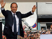 Франсуа Олланд сверяет часы с НАТО