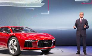 Глава Audi AG заключен под стражу в Германии