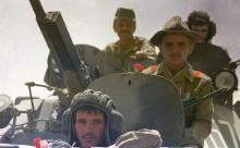 """Афганистан: """"Прощайте, горы! Вам видней..."""""""
