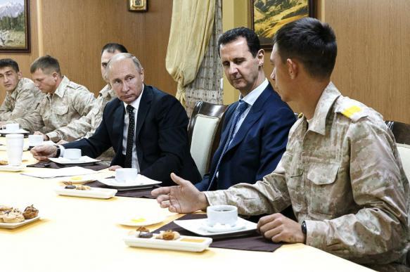 """В Германии считают, что Путин """"побеждает без войны"""""""